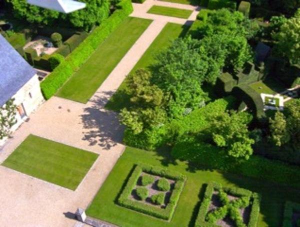 Journées du patrimoine 2018 - Visite libre des extérieurs du manoir et des jardins