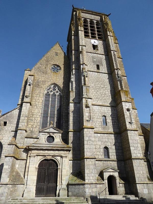 Crédits image : Association de la Sauvegarde de la Chapelle et du Patrimoine Local