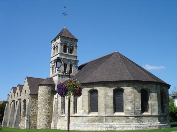 2eff85e65563d8 Journées du patrimoine 2016 -Visite de l église et de son proche quartier