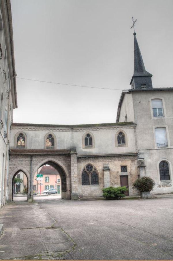 Chapelle de l'hôpital du Saint-Esprit