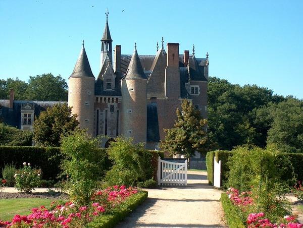 Rendez Vous aux Jardins 2018 -Château du Moulin - Conservatoire de la fraise