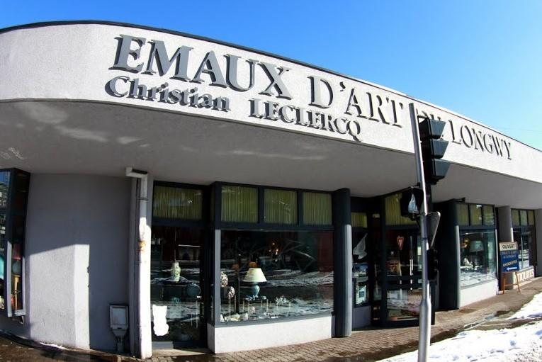 Boutique « Emaux d'Art de Longwy »