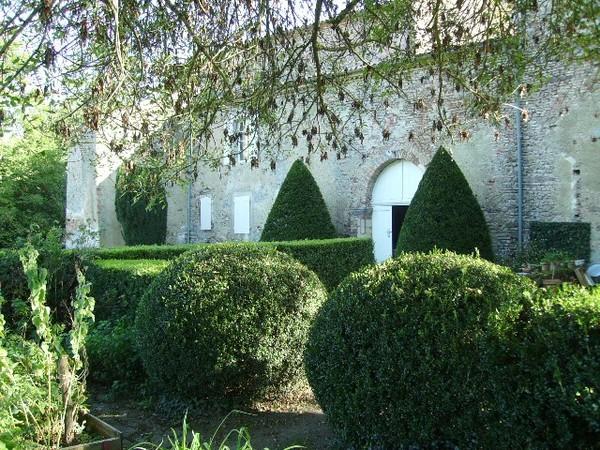 Rendez Vous aux Jardins 2018 -Jardins de l'abbaye de combelongue