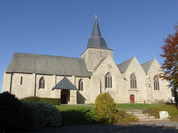 Journées du patrimoine 2017 - Eglise Saint-Pierre-et-Saint-Paul à Guégon