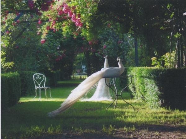 Rendez Vous aux Jardins 2018 -Jardins du château de Malleret