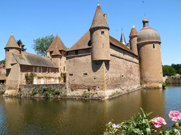 Crédits image : Office de Tourisme de La Clayette