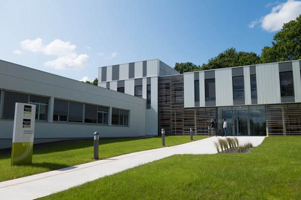 Incubateur IMT Atlantique, campus de Rennes