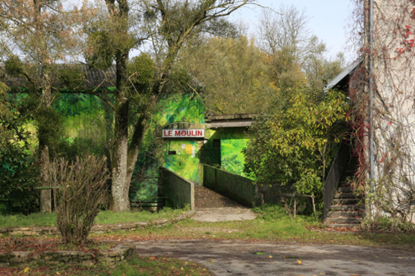 Journées du patrimoine 2019 - Contre-visite guidée du Moulin de Brainans par Jérôme Poulain