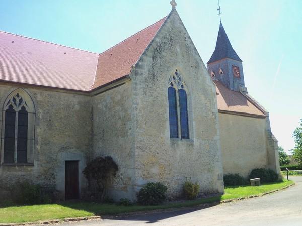 Journées du patrimoine 2020 - Visite de l'église Saint Martin
