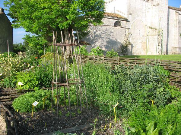 Rendez Vous aux Jardins 2018 -Jardin médiéval
