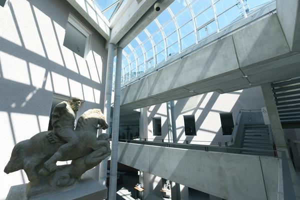 Musée départemental d'art ancien et contemporain (MUDAAC)