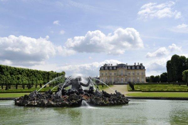 Domaine national de Champs - Château et parc