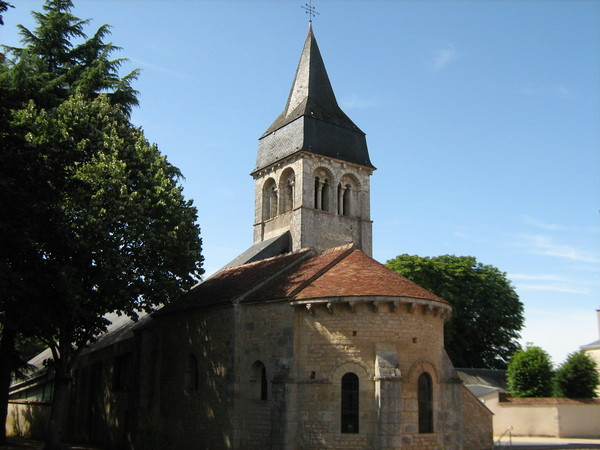 Journées du patrimoine 2017 - L'église romane raconte son histoire