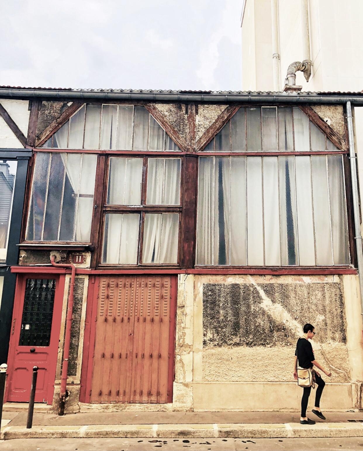Cité Falguière - Atelier 11