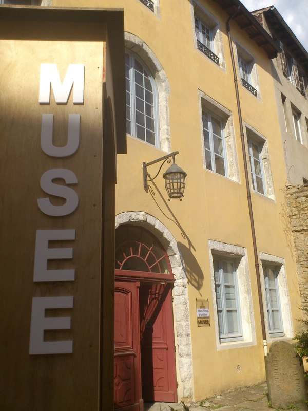 Journées du patrimoine 2017 - Venez découvrir l'histoire de Saint-Etienne ...visite libre des collections permanentes.