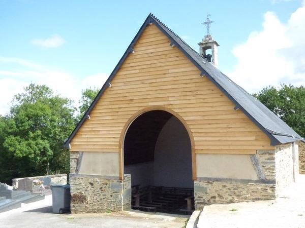 Crédits image : Chapelle Saint-Martin, Rohan