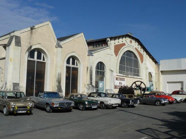 Journées du patrimoine 2017 - Musée du moteur