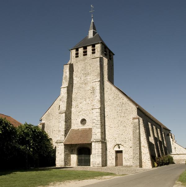 Journées du patrimoine 2018 - Visite libre de l'église de Bassevelle