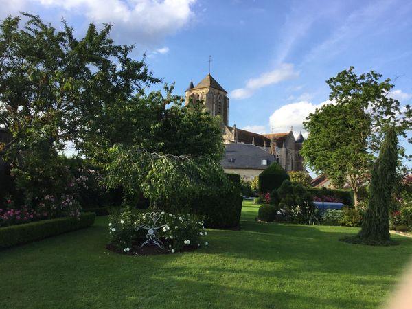 Rendez Vous aux Jardins 2018 -Le jardin du presbytère