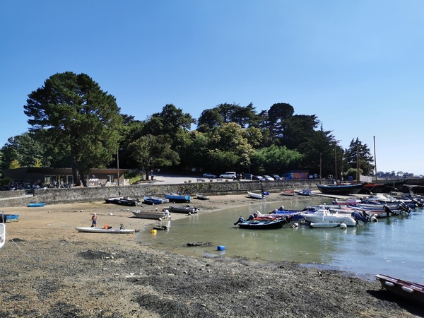 Crédits image : vue générale Port-Anna / Mairie de Séné
