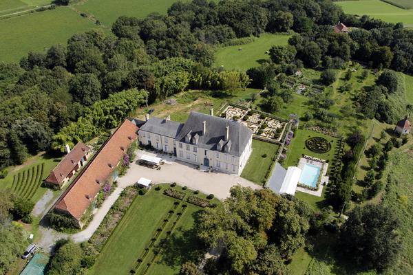 Rendez Vous aux Jardins 2018 -Jardins du château de Viven