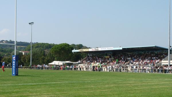 Stade des Verdeaux