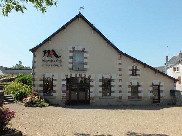 Nuit des musées 2018 -Musée de la vigne et du vin d'Anjou