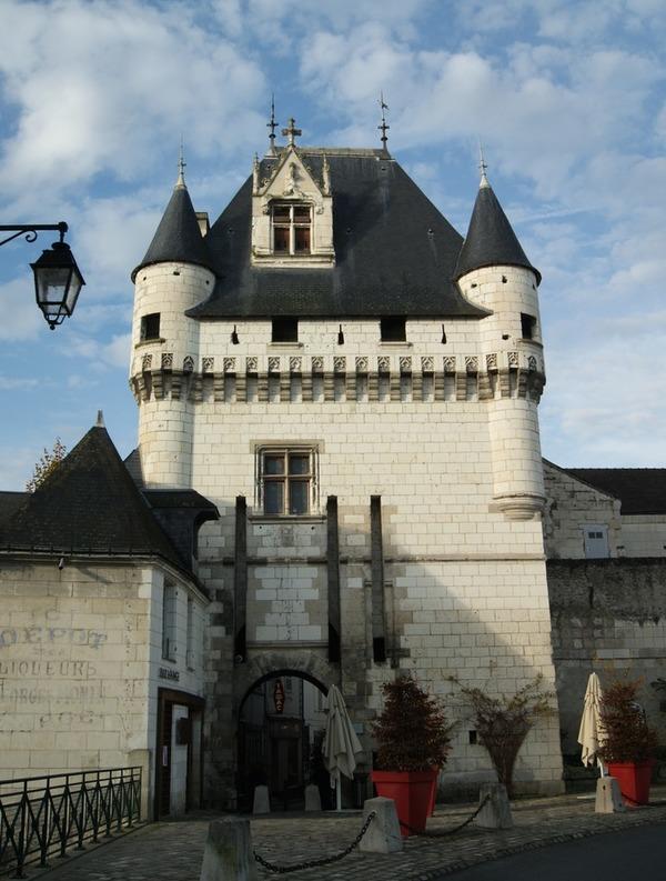 Crédits image : Ville de Loches - Service du Patrimoine