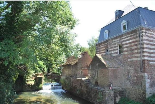 Crédits image : Moulin de Witternesse