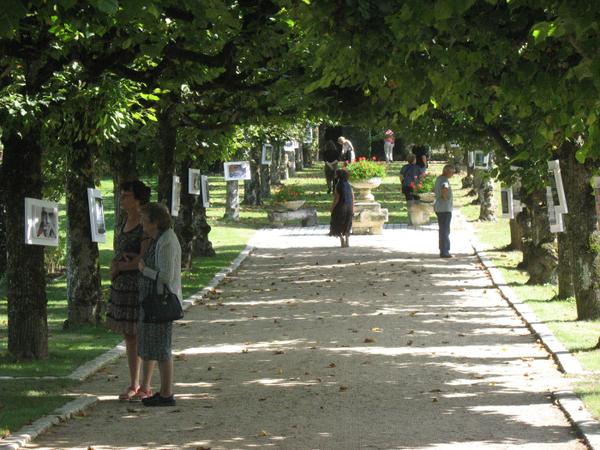 Crédits image : Le jardin de Michel Foucault © Dominique Moullé