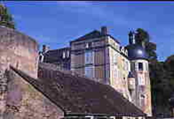 Journées du patrimoine 2018 - Visite commentée du Château de la Motte Miton à Toucy