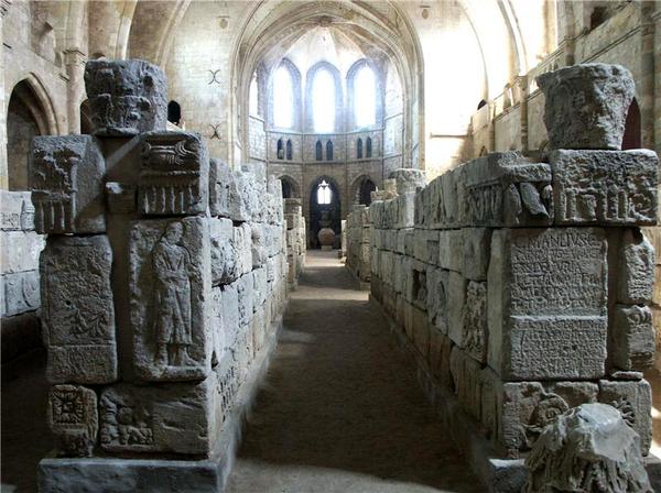 Journées du patrimoine 2017 - L'ancienne église Notre Dame de Lamourguier