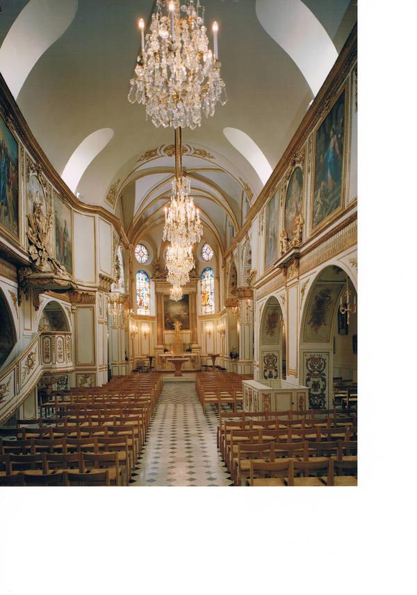 Journées du patrimoine 2017 - Visite libre de l'église