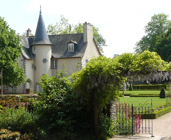 Rendez Vous aux Jardins 2018 -Jardin du Manoir de Bourgchevreuil à Cesson-Sévigné