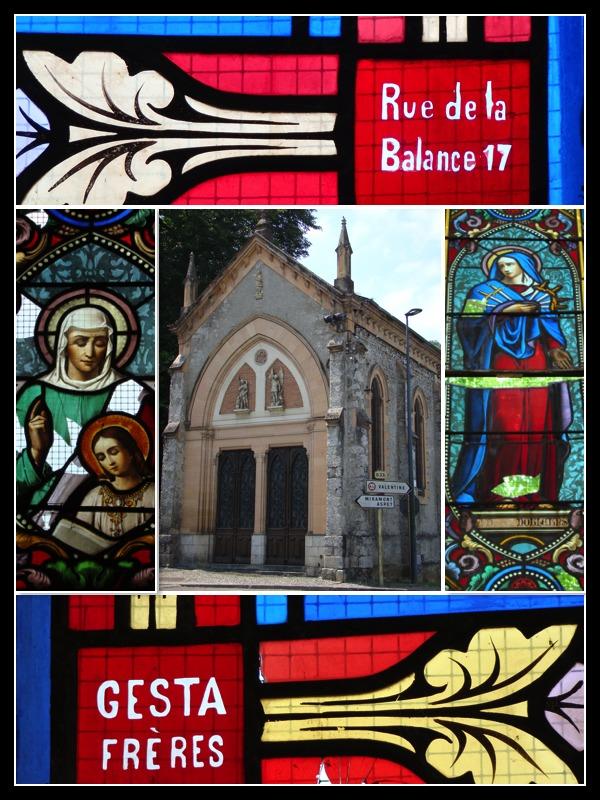 Journées du patrimoine 2017 - Exposition à la chapelle