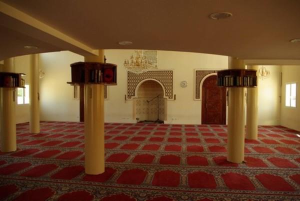 Crédits image : © Mosquée de Libourne