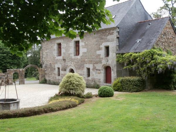 Journées du patrimoine 2017 - Découverte d'un site manorial breton du XVIe siècle.