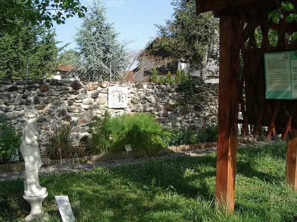 Rendez Vous aux Jardins 2018 -Jardin aromatique romain