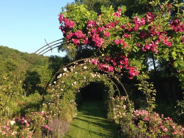 Rendez Vous aux Jardins 2018 -Abbaye de Bèze