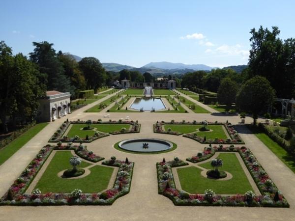Rendez Vous aux Jardins 2018 -Jardins de la Villa Arnaga