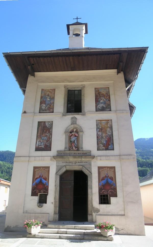 Journées du patrimoine 2017 - Chapelle Notre-Dame-de-Tout-Pouvoir
