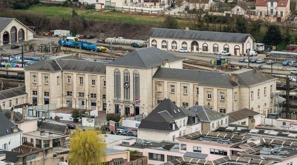 Crédits image : SNCF