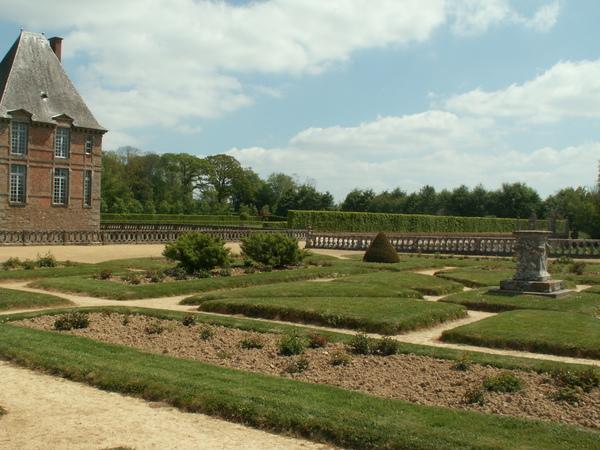 Rendez Vous aux Jardins 2018 -Parc du château de Carrouges