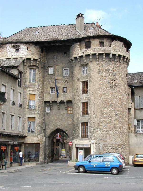 Journées du patrimoine 2017 - Visite de l'hôtel de ville de Marvejols