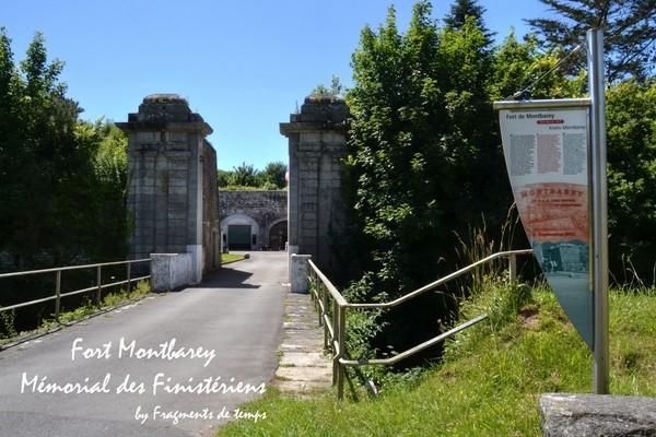 Journées du patrimoine 2017 - Visite du Fort Montbarey