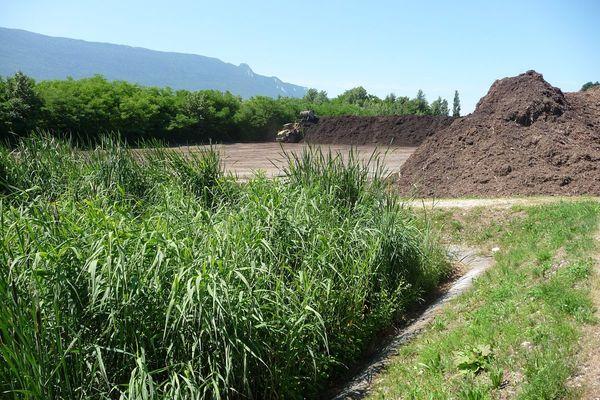 Journées du patrimoine 2017 - La plateforme de compostage de Champlat