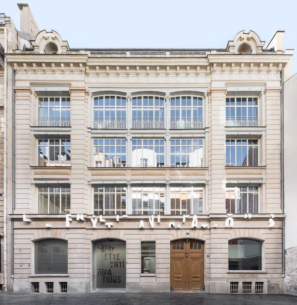 Nuit des musées 2018 -Lafayette Anticipations - Fondation d'entreprise Galeries Lafayette