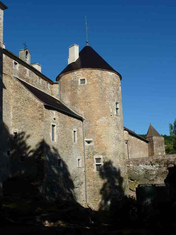 Journées du patrimoine 2019 - Visite extérieure libre du Château de Ruffey