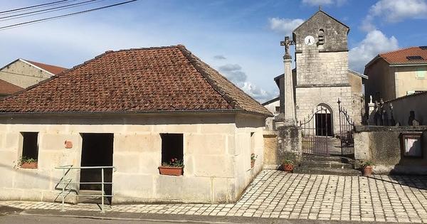 Crédits image : Église et lavoir © Vincent Lacorde