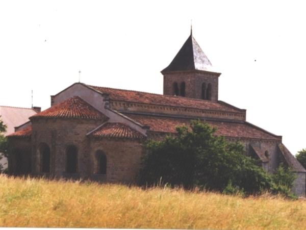 Journées du patrimoine 2017 - Visite de l'église de Saint-Germain-en-Brionnais